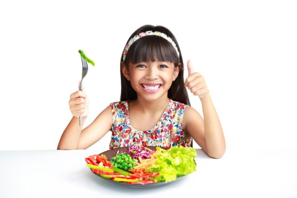 Fiber, Make Healthy the Child's Digestive Function